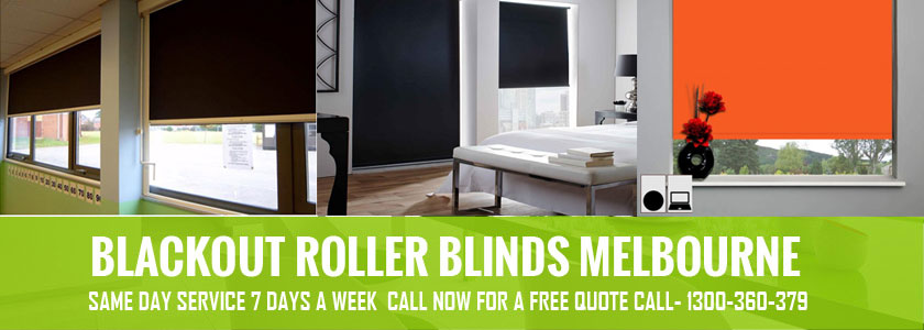 Roller Blinds Caveat