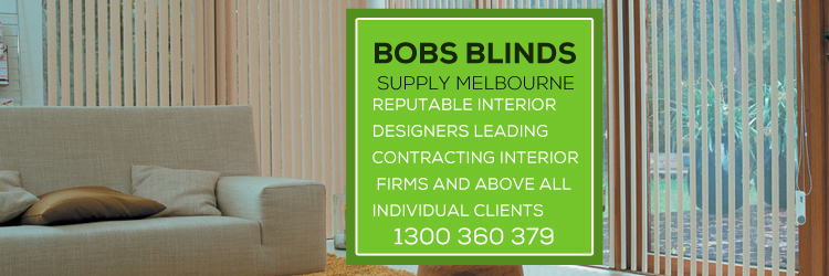 Vertical Blinds Docklands