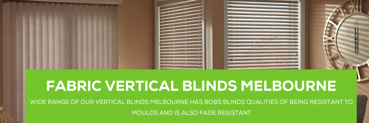 Vertical Blinds Installation Indented Head