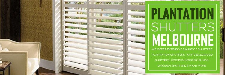 Wooden Shutter Blinds Doveton