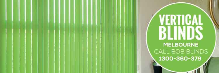 Vertical Blinds Silverleaves