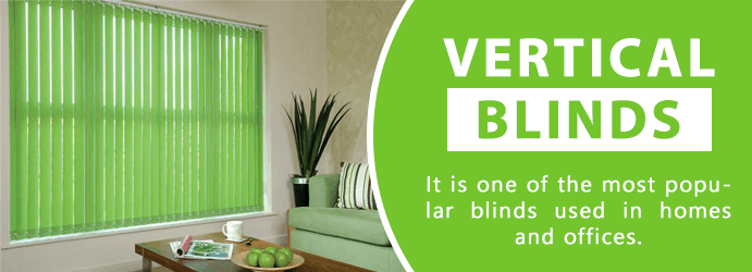 Vertical Blinds Services in Melbourne