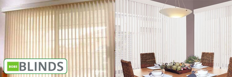 Translucent Vertical Blinds