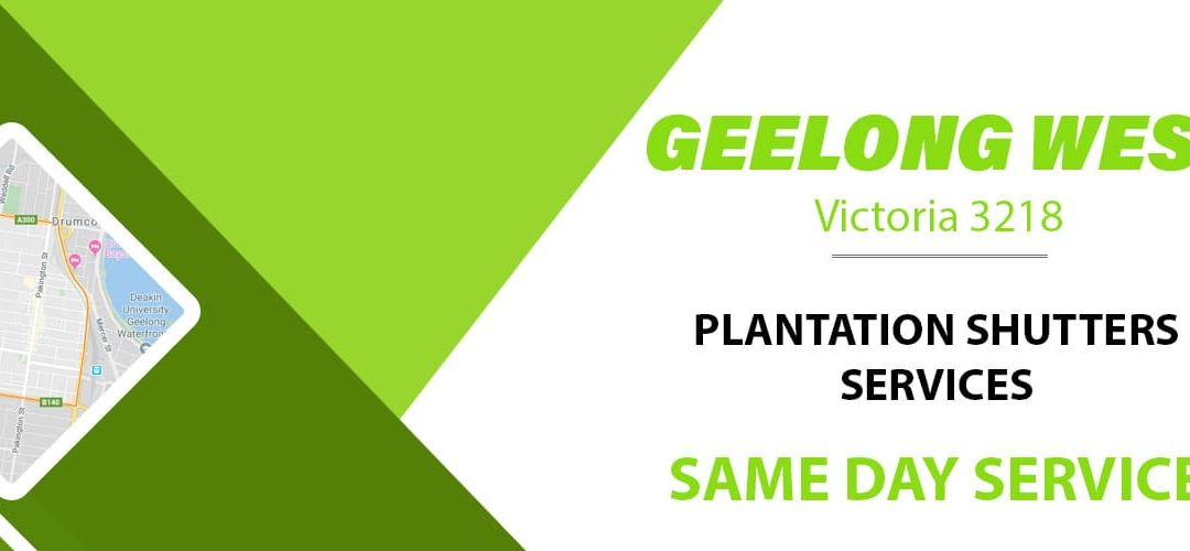 Plantation Shutters Geelong West