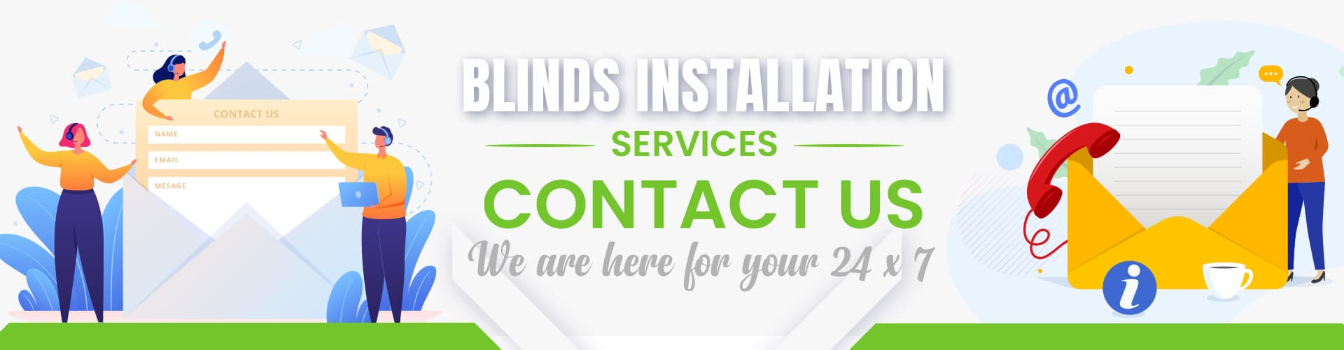 Get A Quote Blinds Installation Services